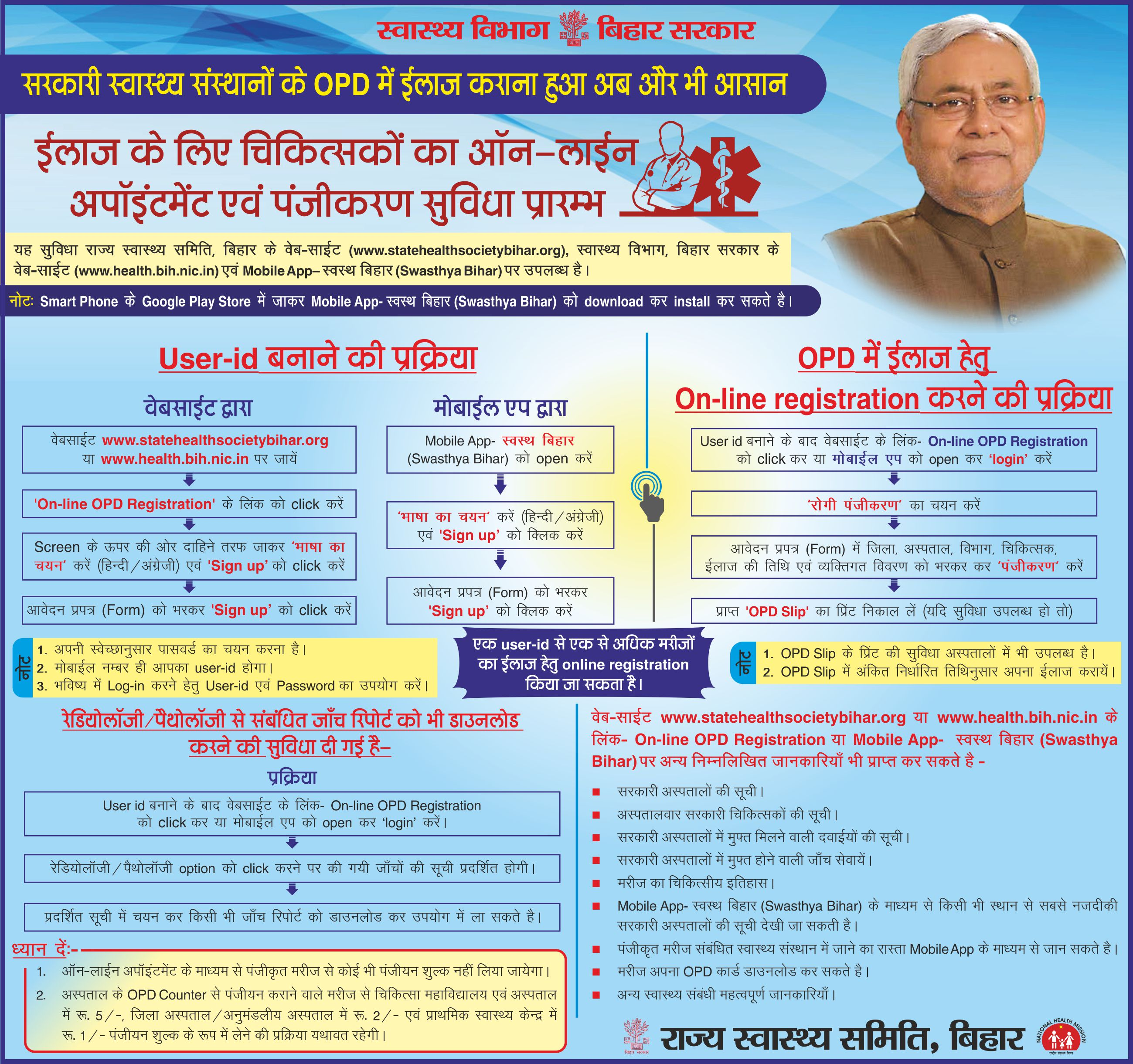 Welcome To STATE HEALTH SOCIETY-----BIHAR }--::